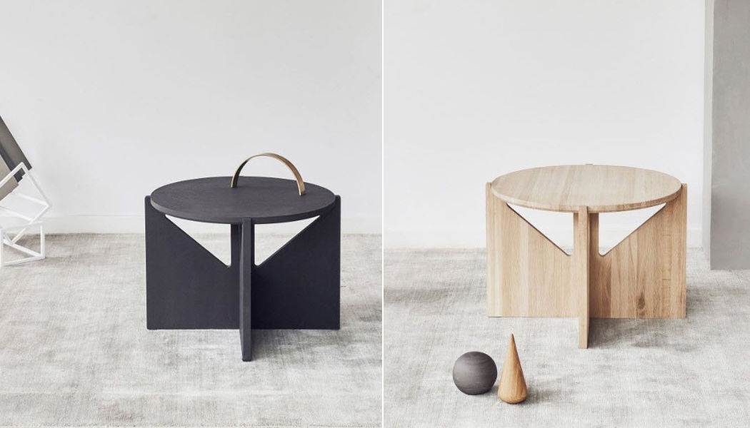 CHIARA COLOMBINI Table basse ronde Tables basses Tables & divers  |