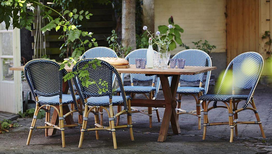 Sika design Salle à manger de jardin Tables de jardin Jardin Mobilier  |