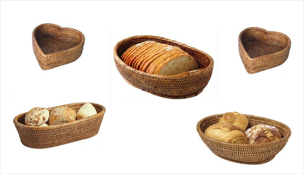ROTIN ET OSIER Corbeille à pain Corbeilles Accessoires de table  |