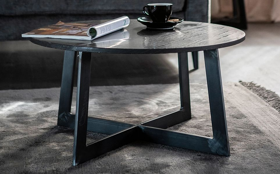 BY-BOO Table basse ronde Tables basses Tables & divers  |