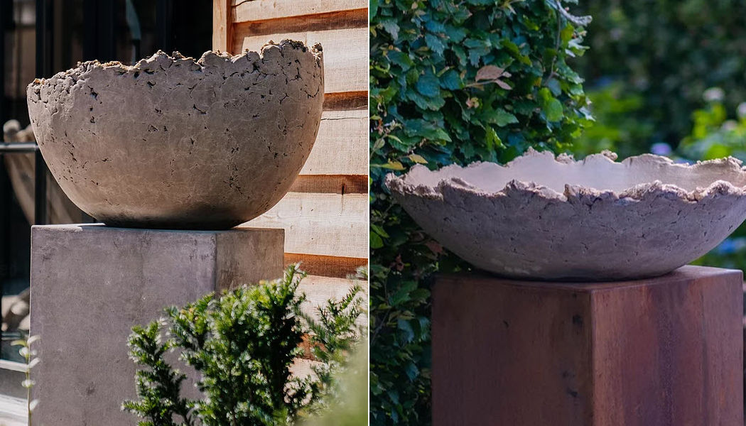 TERRACOTTA D'ARTE Vasque de jardin Pots de jardin Jardin Bacs Pots   