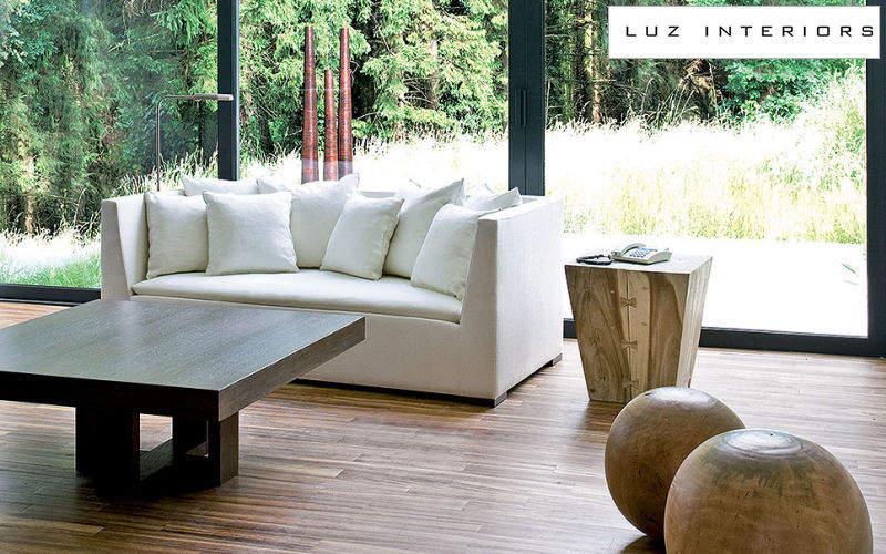 LUZ INTERIORS    Salon-Bar | Design Contemporain