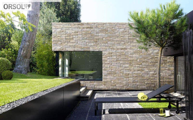 Orsol Parement mural extérieur Parement Murs & Plafonds Terrasse | Design Contemporain