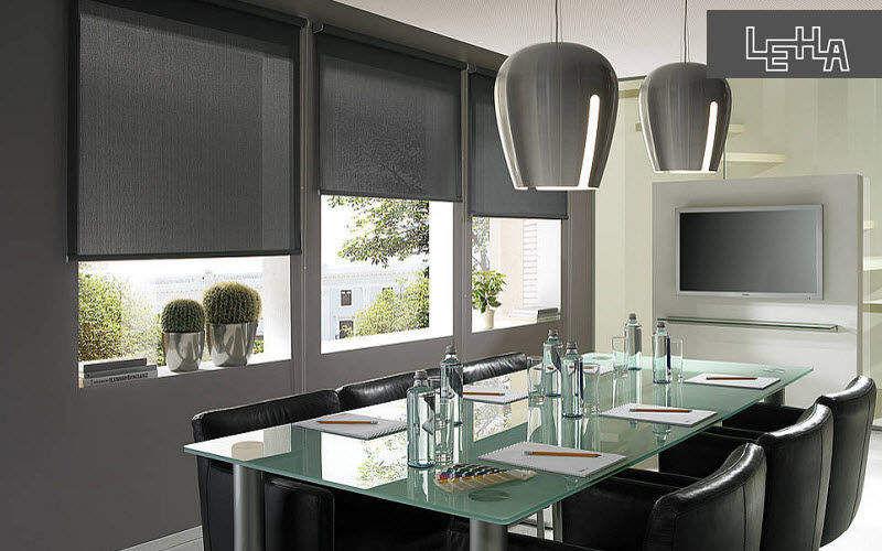 LEHA Store enrouleur Stores Tissus Rideaux Passementerie Salle à manger | Design Contemporain