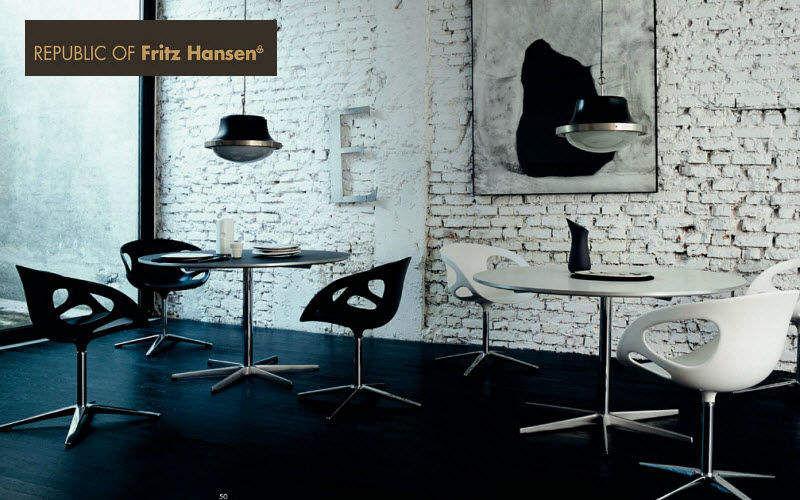 Fritz Hansen    Lieu de travail   Design Contemporain