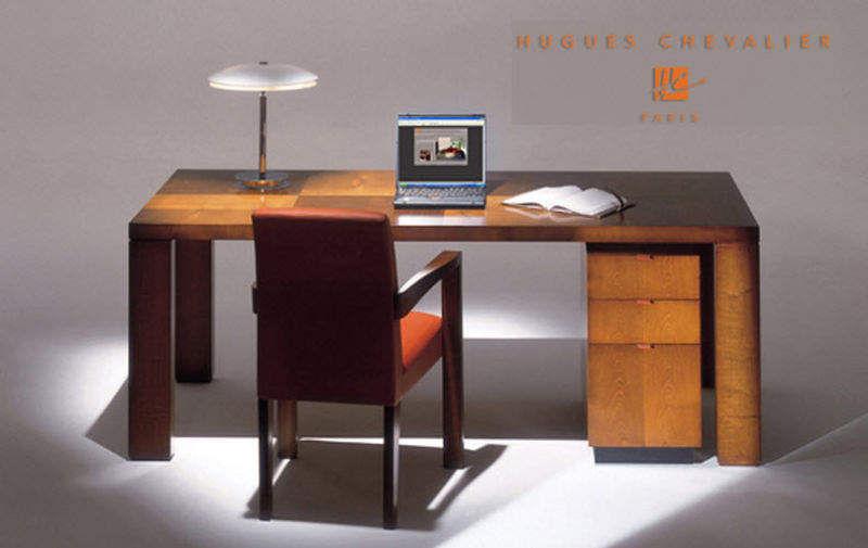 Hugues Chevalier Bureau Bureaux et Tables Bureau Bureau | Design Contemporain