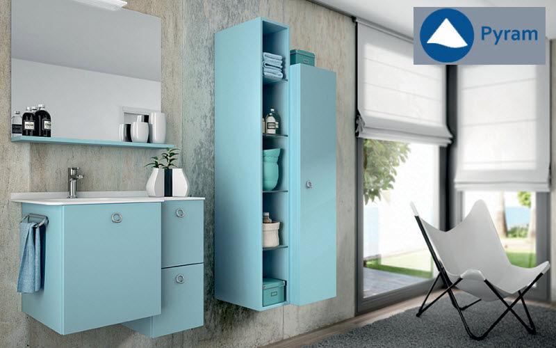 Pyram Meuble de salle de bains Meubles de salle de bains Bain Sanitaires  |