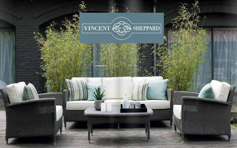 Vincent Sheppard Salon de jardin Salons complets Jardin Mobilier  |