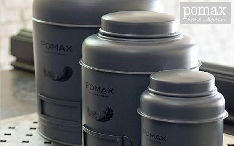 Pomax Boite à thé Boites-pots-bocaux Cuisine Accessoires  |