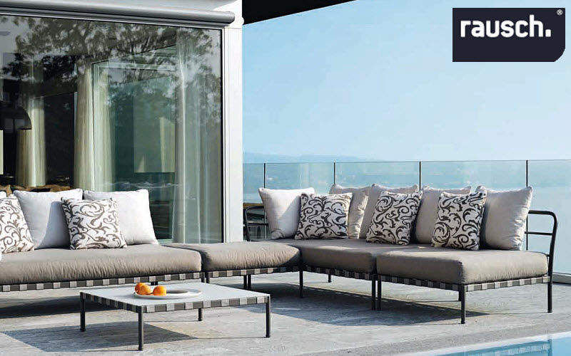 Rausch classics Salon de jardin Salons complets Jardin Mobilier Terrasse | Bord de mer