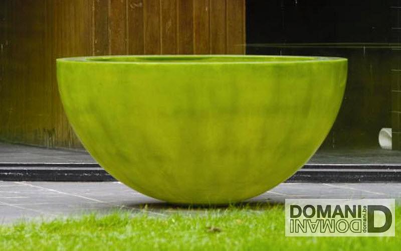 Domani Vasque de jardin Pots de jardin Jardin Bacs Pots Terrasse | Design Contemporain
