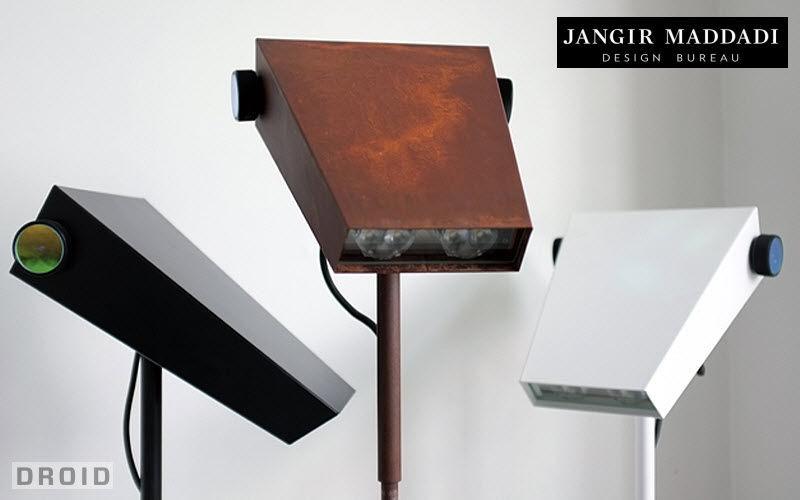 JANGIR MADDADI Lampadaire Lampadaires Luminaires Intérieur Bureau |