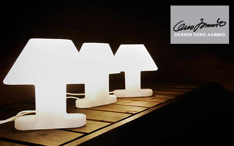 STUDIO EERO AARNIO Lampe à poser Lampes Luminaires Intérieur  |