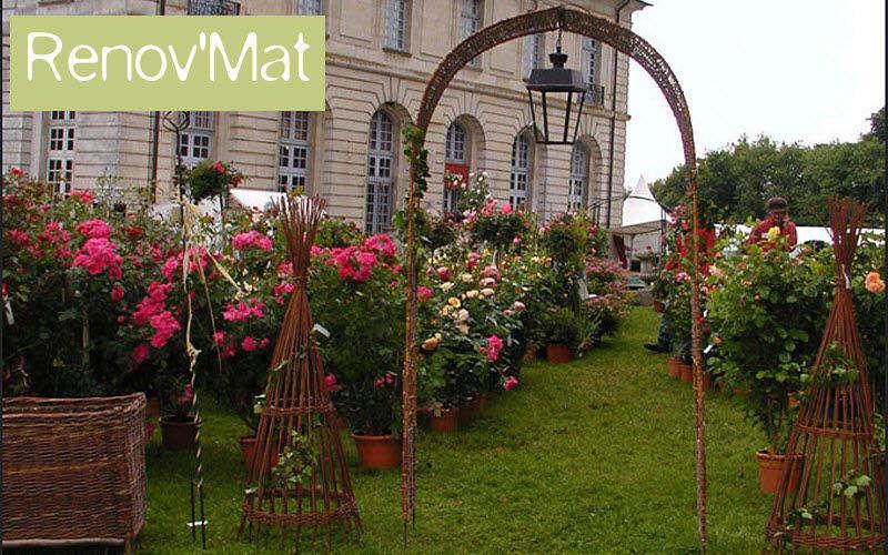 PARQUETS ET CHEMINÉES Arche Claustras et treillages Jardin Abris Portails...  |