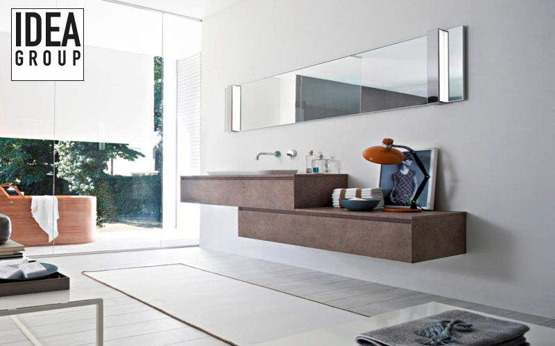 IDEA GROUP Salle de bains Salles de bains complètes Bain Sanitaires Salle de bains | Design Contemporain