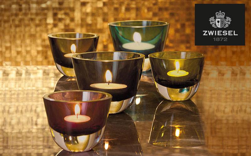 Zwiesel Kristallglas Photophore Bougies Bougeoirs Objets décoratifs   