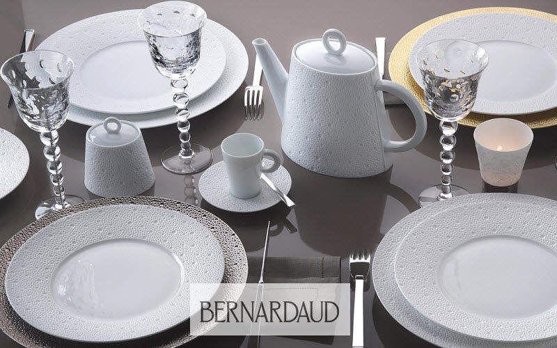 Bernardaud Service de table Services de table Vaisselle Salle à manger | Classique