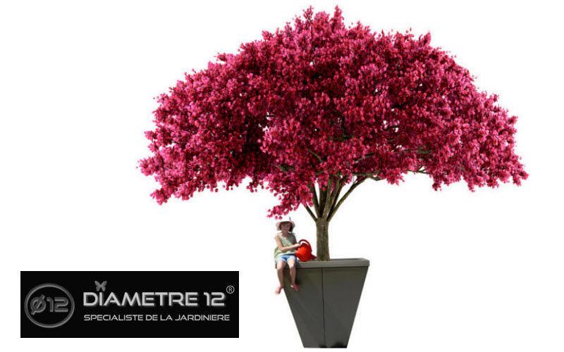 DIAMETRE 12 Bac à arbre Bacs Jardin Bacs Pots  |