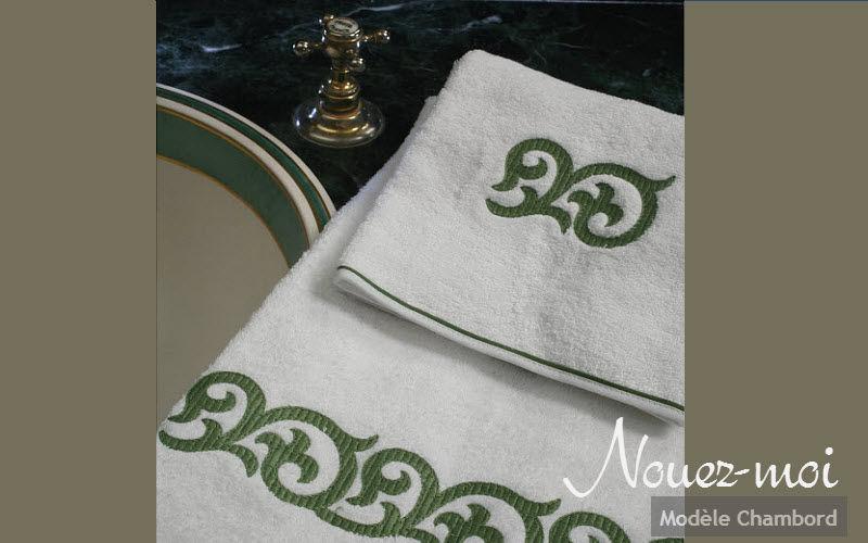 Nouez Moi Linge De Maison Serviette de toilette Linge de toilette Linge de Maison  |