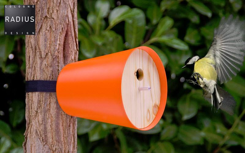 RADIUS Maison d'oiseau Ornements de jardin Extérieur Divers Jardin-Piscine | Design Contemporain