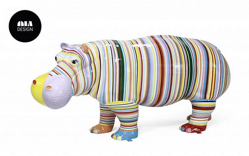 Ola Design Sculpture animalière Sculptures Statuaires Art   
