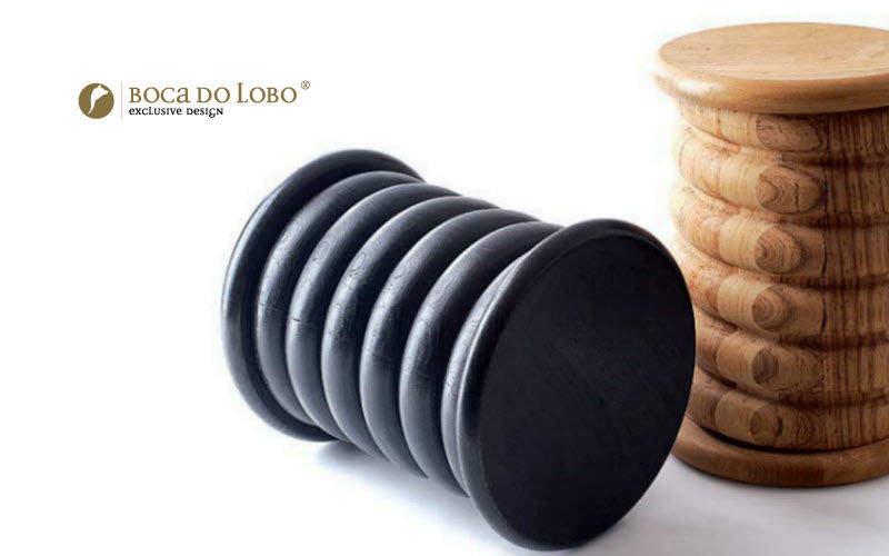 BOCA DO LOBO Tabouret Tabourets et poufs Sièges & Canapés  |