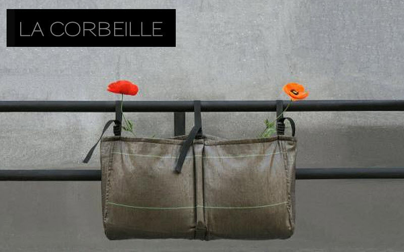 La Corbeille Editions Jardinière suspendue Jardinières Jardin Bacs Pots  |