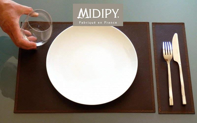 MIDIPY Set de table Sets de table Linge de Table  |