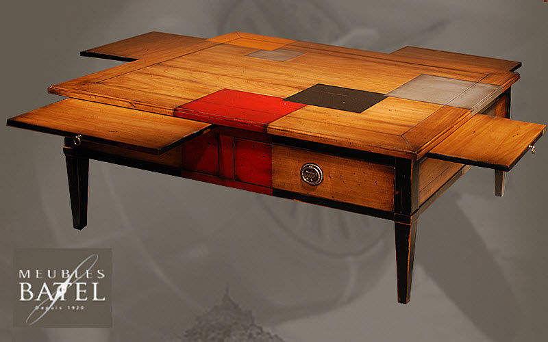 BATEL Table basse à tiroirs Tables basses Tables & divers  |