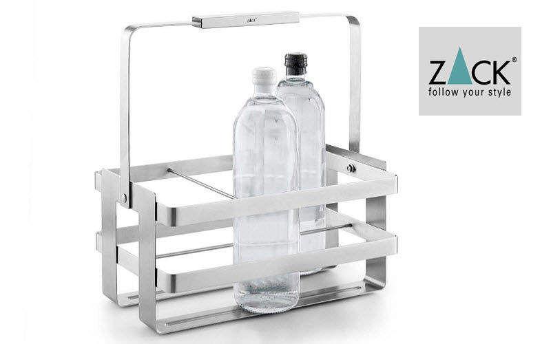 Zack Porte-bouteilles Rangements Cuisine Accessoires  |