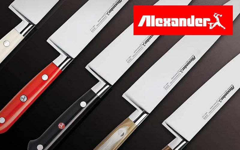 Alexander Couteau de cuisine Couper Eplucher Cuisine Accessoires  |