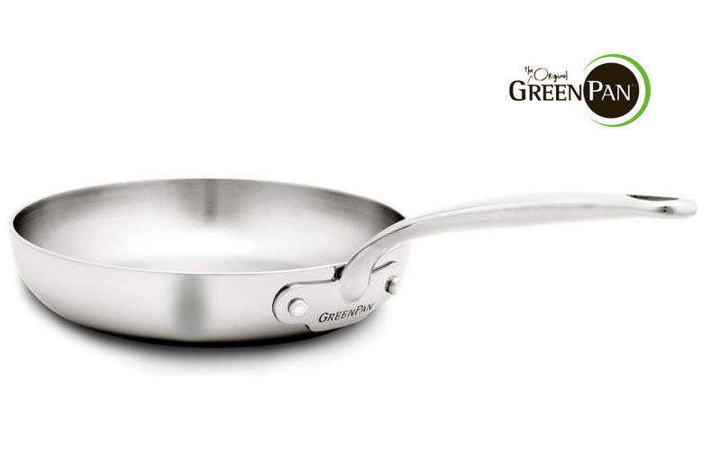 GreenPan Sauteuse Casseroles Cuisine Cuisson  |