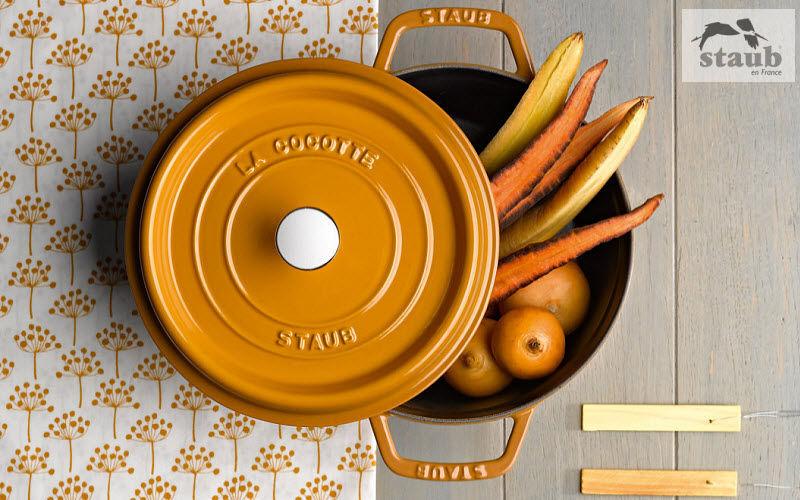 Staub Cocotte Casseroles Cuisine Cuisson  |