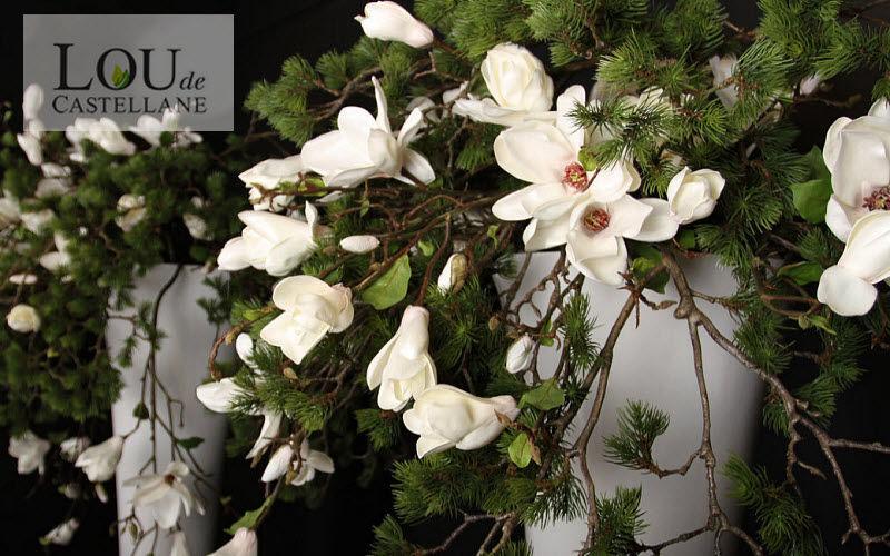 LOU DE CASTELLANE Fleur artificielle Fleurs et compositions Fleurs et Senteurs  |