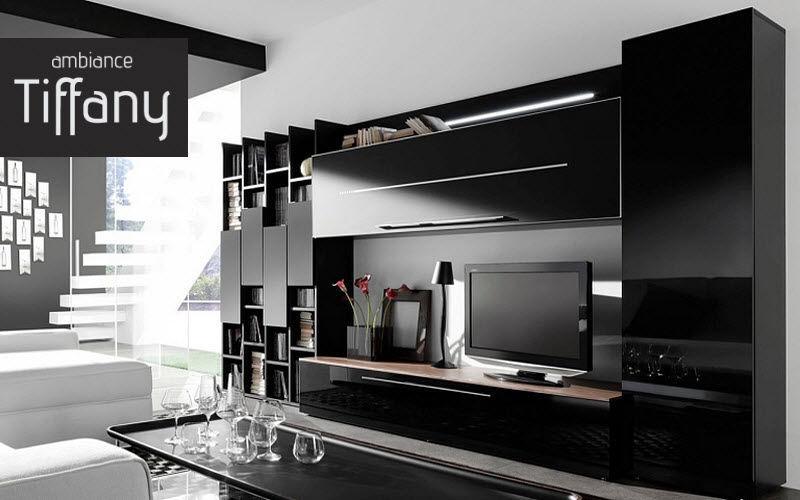 Ambiance Tiffany Meuble de salon-Living Bahuts Buffets Meubles de salon Rangements  |