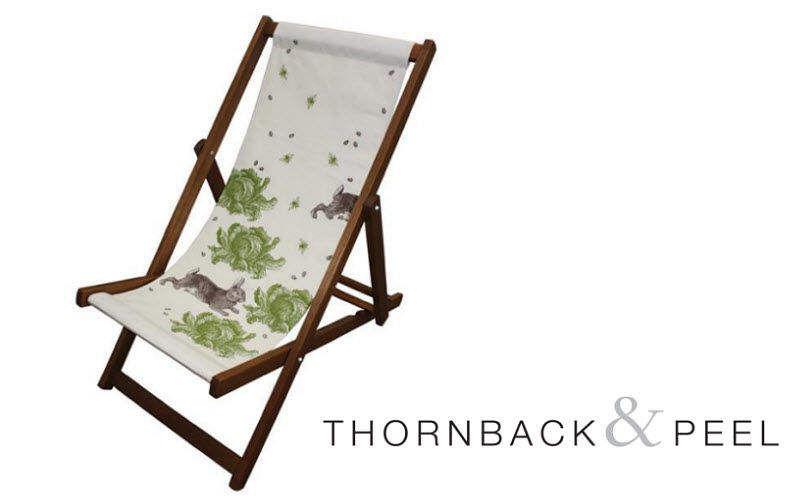Thornback & Peel Chilienne Chaises longues Jardin Mobilier  |