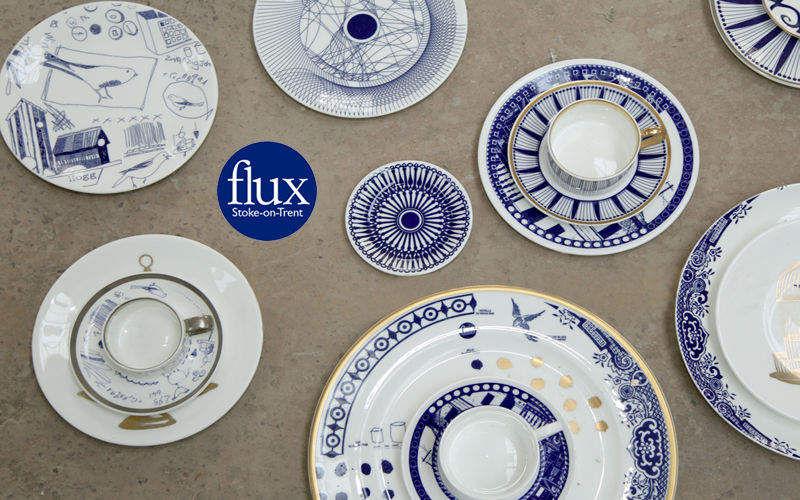 FLUX Stoke on Trent Service de table Services de table Vaisselle  |