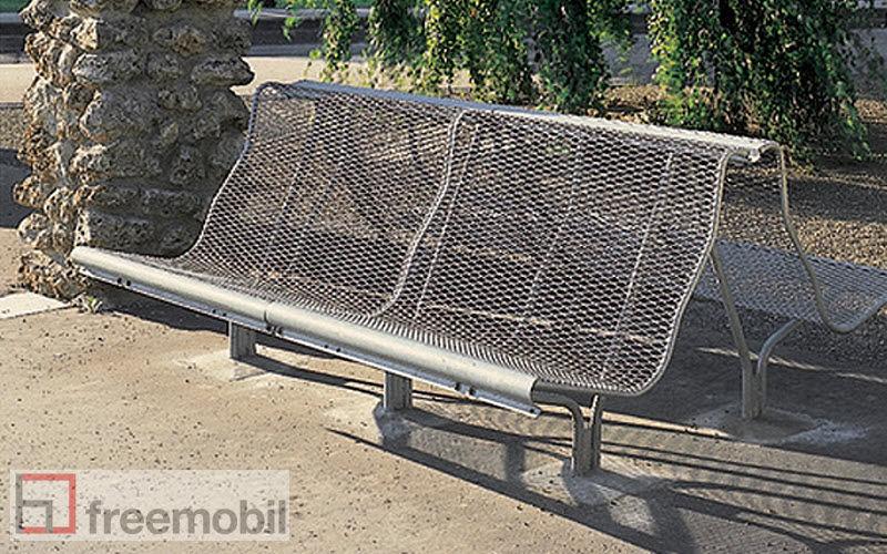 Freemobil Banc urbain Bancs de jardin Jardin Mobilier  |