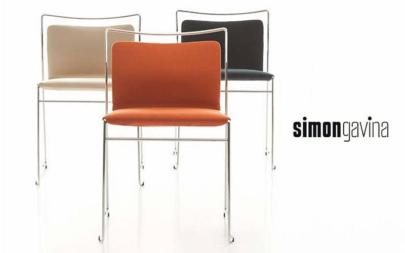 Simon Gavina Chaise de bureau Sièges de bureau Bureau  |