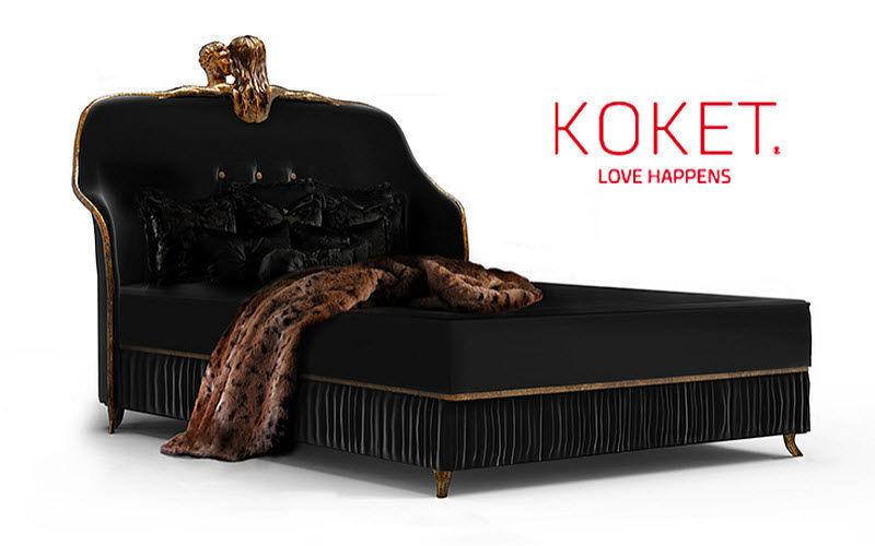 KOKET LOVE HAPPENS Lit double Lits doubles Lit  |