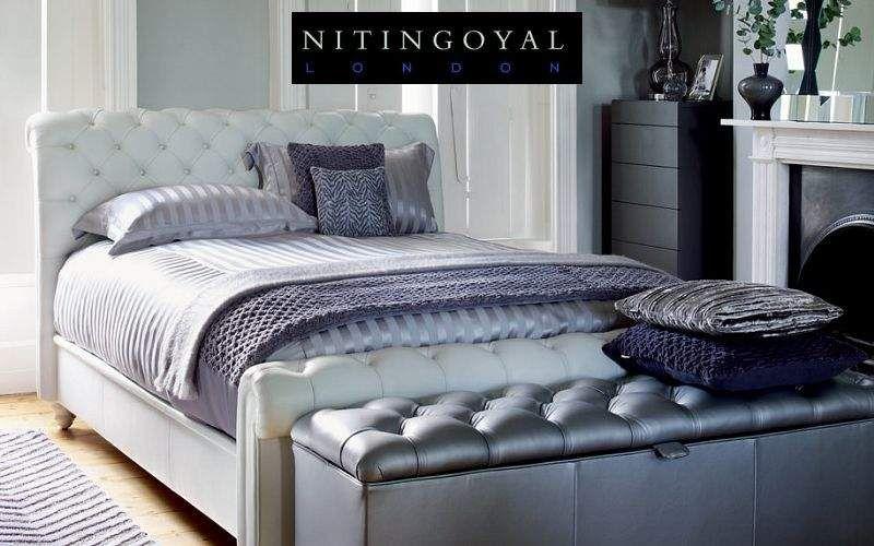 Nitin Goyal London Parure de lit Parures de lit Linge de Maison Chambre | Classique
