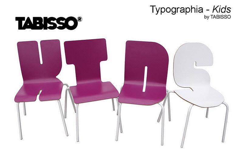 TABISSO Chaise enfant Sièges Enfant Enfant Chambre d'enfant | Design