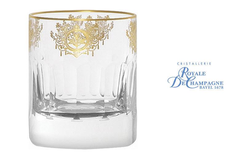 Cristallerie Royale De Champagne Verre à porto Verres Verrerie  |