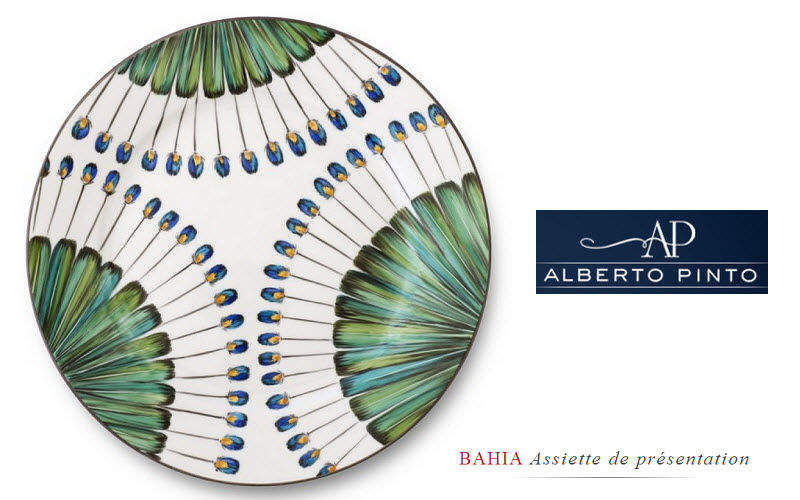 Alberto Pinto Assiette de présentation Assiettes Vaisselle  |