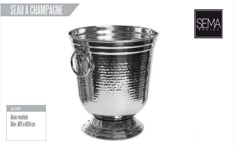 SEMA DESIGN Seau à champagne Rafraichir Accessoires de table  |