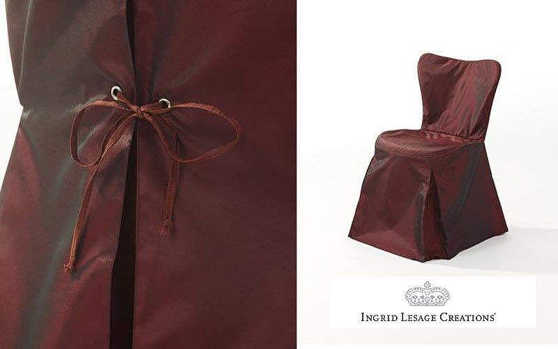 INGRID LESAGE  CREATIONS Housse de chaise Housses Linge de Maison  |