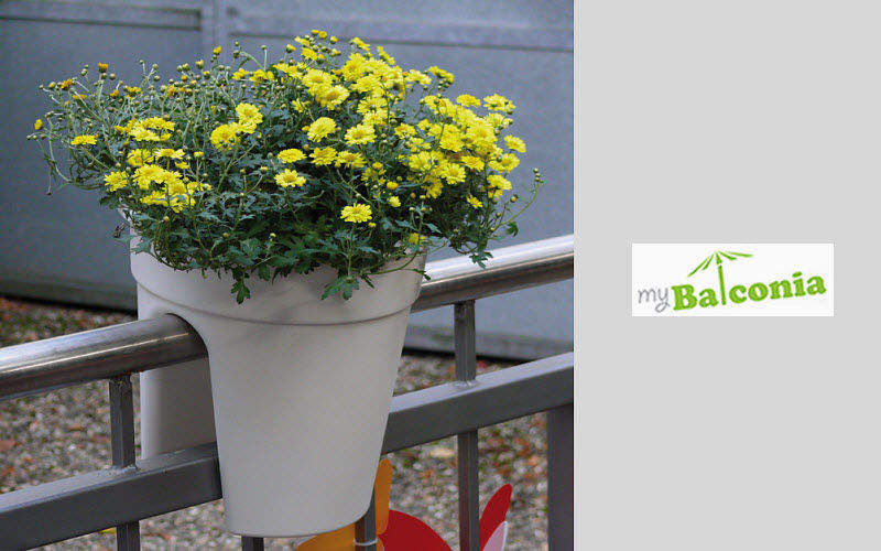 MY BALCONIA Balconnière Jardinières Jardin Bacs Pots  |