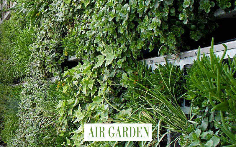 AIR GARDEN Jardinière murale Jardinières Jardin Bacs Pots  |