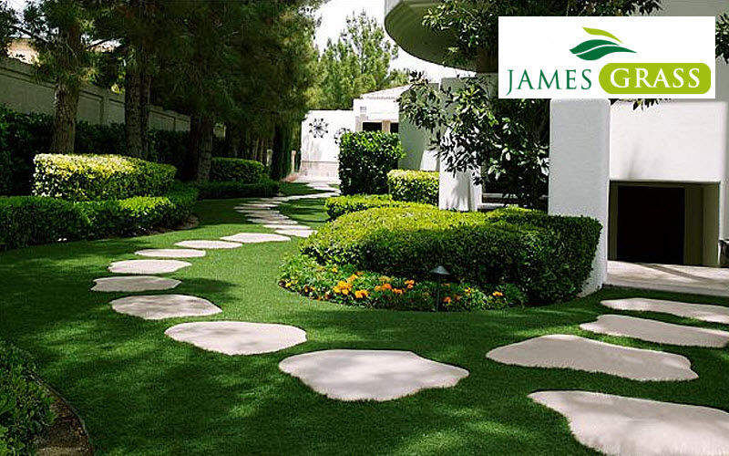 JAMES GRASS Gazon synthétique Sols extérieurs Sols  |