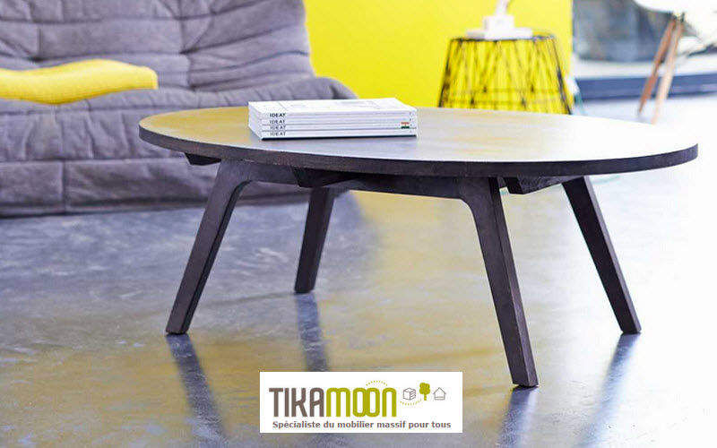 TIKAMOON Table basse ovale Tables basses Tables & divers  | Design Contemporain